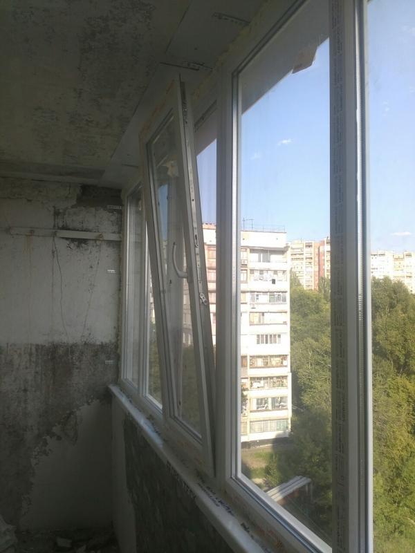 Продам лоджии балконы под ключ