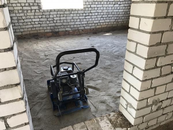 Бетонные работы в Днепропетровске