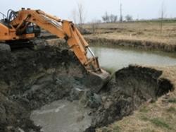 Бурение и ремонт скважин, земляные работы