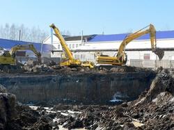 Благоустройство территорий, монтажные и демонтажные работы