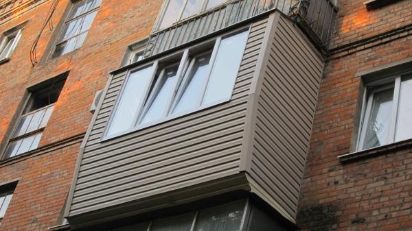Ремонт балконов и лоджий под ключ в Днепропетровске