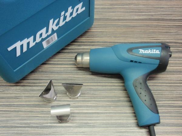 Строительный, промышленный фен MAKITA HG 5012 K