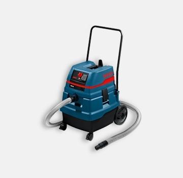 Аренда промышленного пылесоса Bosch GAS 50