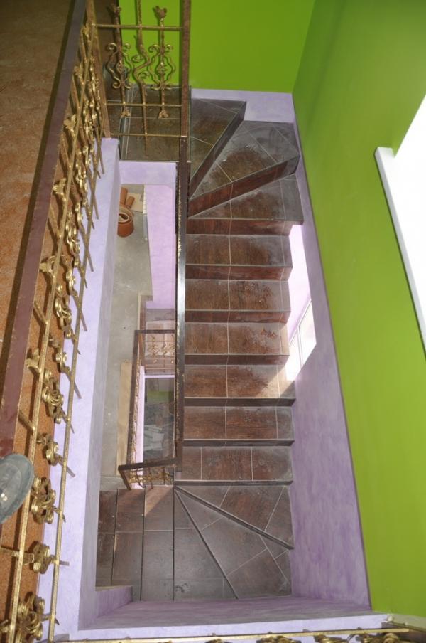 """Лестницы на второй этаж. """"Броневик"""" Днепр."""