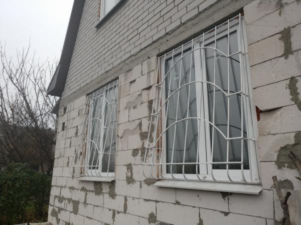 "Решетки на окна. ""Броневик"" Днепр."