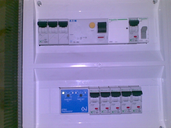 Монтаж кабельного электрического теплого пола, антиобледенения, снеготаяния, молниезащиты, заземления...