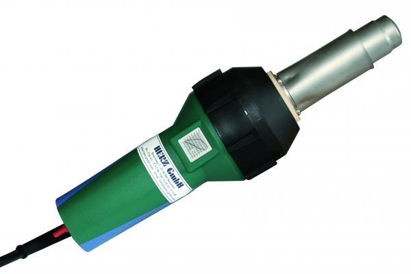 Продажа, сервис, обучение - ручной аппарат для сварки полимеров RION, HERZ Германия