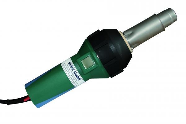 Продажа, сервис, обучение – Ручной цифровой аппарат для сварки полимеров RION DIGITAL, HERZ Германия