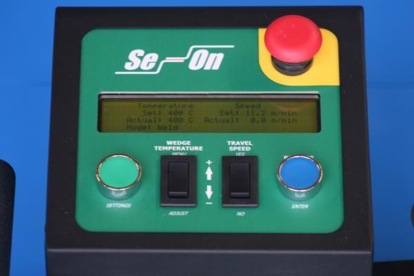 Продажа, сервис, обучение - Высокоскоростной автоматический сварочный автомат SEON, HERZ Германия